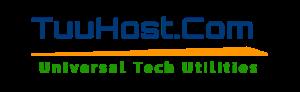 TuuHost.com – website hosting domain registration Logo