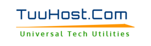 TuuHost.com – website hosting domain registration Logo